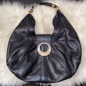 🌺AUTH.VINTAGE VERSACE Hobo shoulder bag
